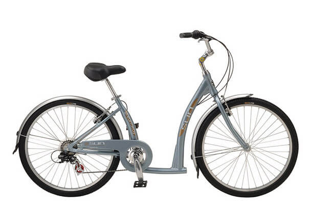 Streamway Bike, 26-inch, 7-speed unisex bike rentals at Mackinaw Mill Creek Camping.