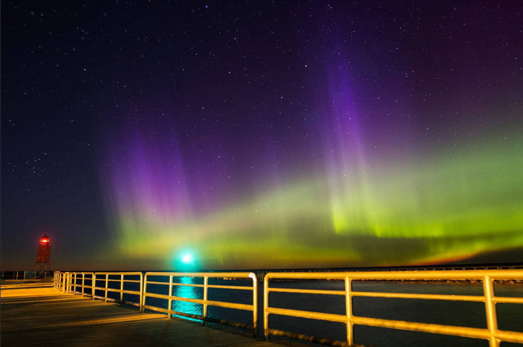 Photo of Northern Lights by Maggie Wilk