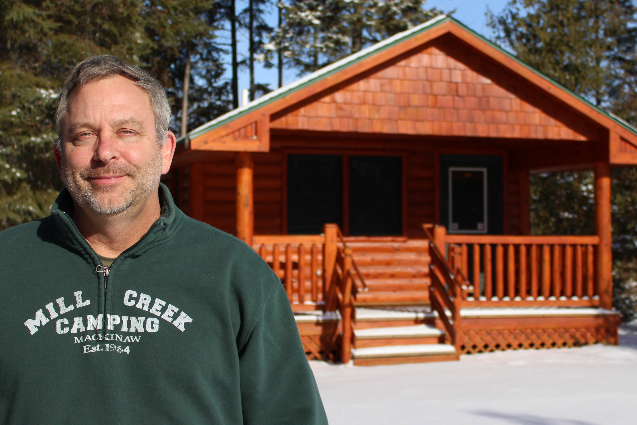 estate cabins real realty mackinaw crowne route of llc il
