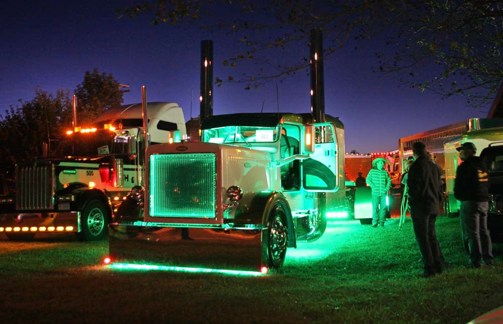 19th Annual Richard Crane Memorial Truck Show Events