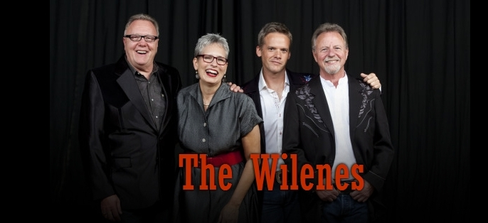 Photo of The Wilenes, a musical performing group. Image source: thewilenes.com.