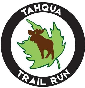 Logo for Tahquamenon Trail Run in Paradise, Michigan. Image source: greatlakesendurance.com.